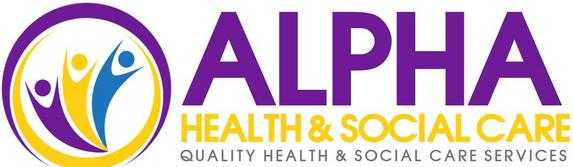 Alpha Health & Social Care Services cover