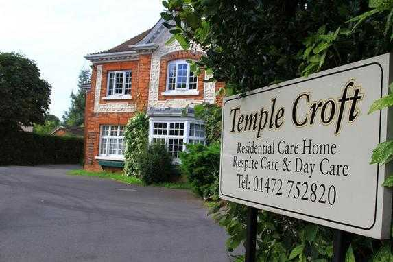 Temple Croft Care Home cover