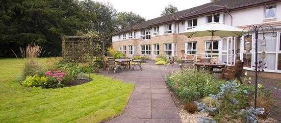 Whitefield Lodge Care Home cover