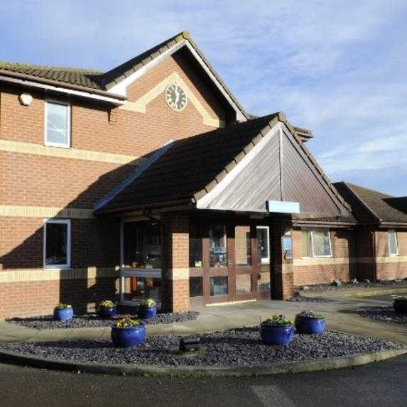 Admirals Reach Care Home cover