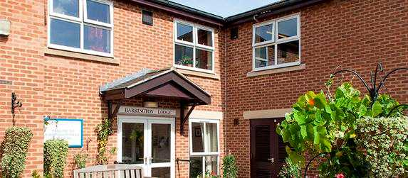 Barrington Lodge Care Home cover
