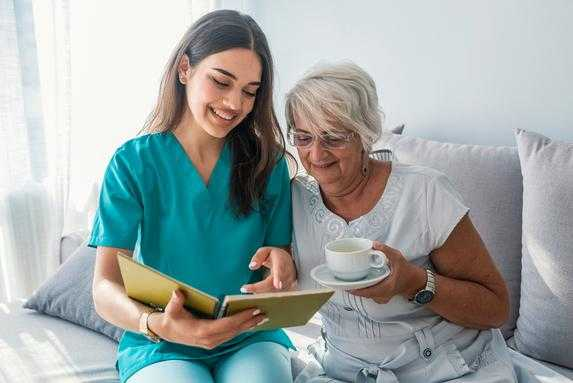 Wise Home Care Services cover