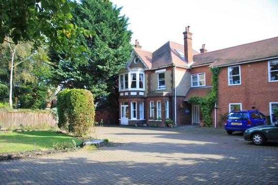 The Hawthorns Care Home cover
