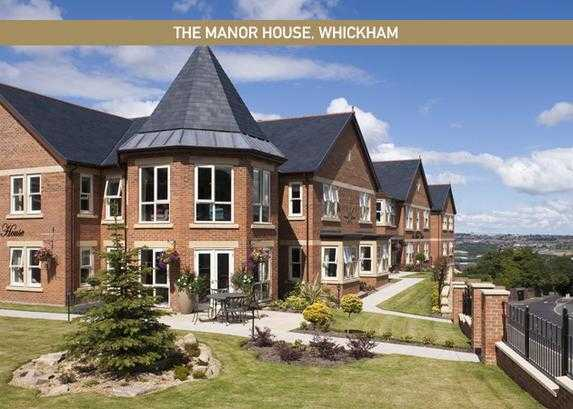 The Manor House Whickham cover