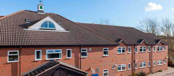 Ashcroft Nursing Home - Chesterfield cover