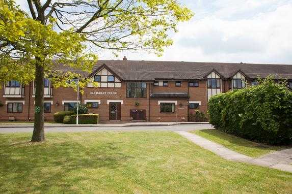 Bletchley House Residential Care and Nursing Home cover