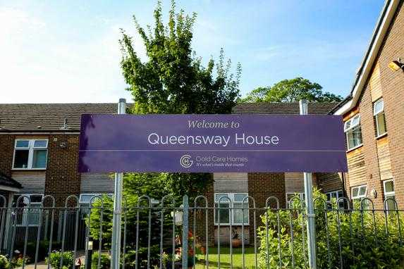 Queensway House cover