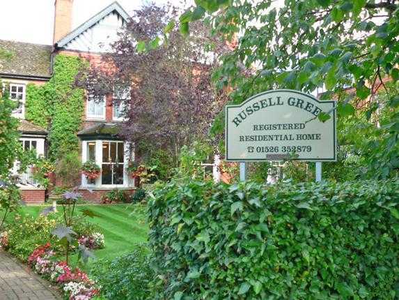 Russell Green Care Home cover
