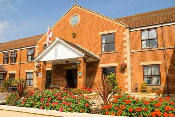St Georges Care Home cover