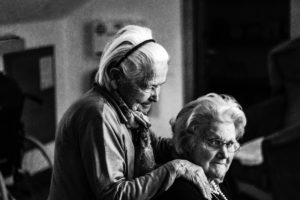 life in a care home